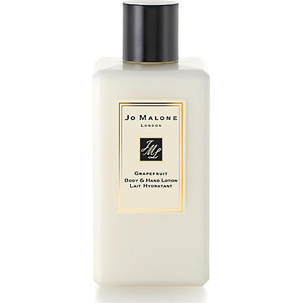 JO MALONE Grapefruit body & hand lotion 250ml (Grapefruit