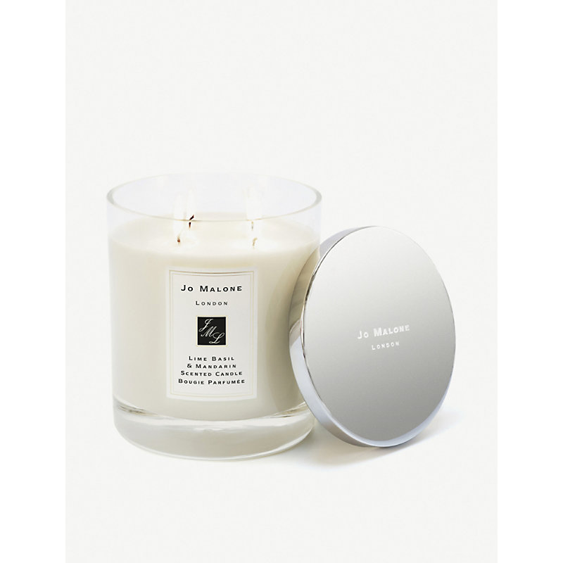 JO MALONE | Jo Malone London Lime Basil & Mandarin Luxury Candle 250g | Goxip