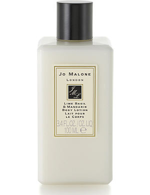 JO MALONE Lime Basil and Mandarin body & hand lotion 100ml
