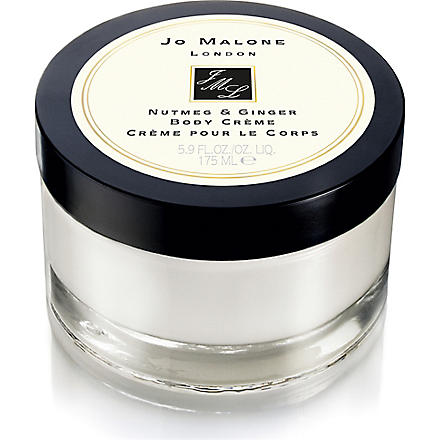 JO MALONE Nutmeg & Ginger body crème 175ml (Nutmeg+ginger