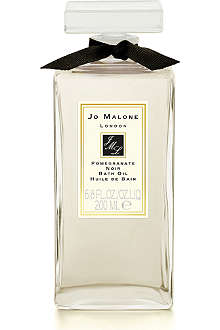 JO MALONE Pomegranate Noir bath oil 200ml