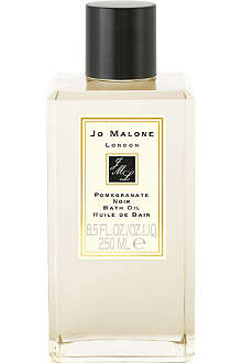 JO MALONE Pomegranate Noir bath oil 250ml