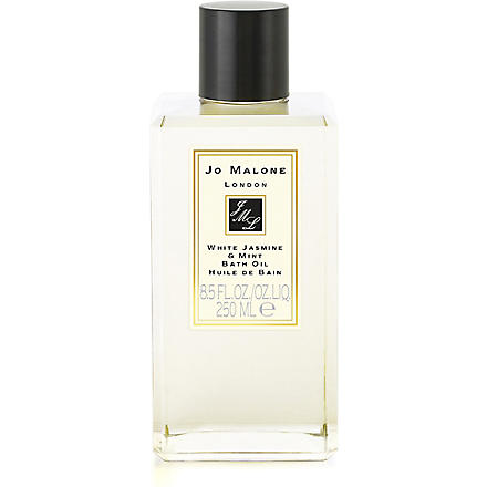 JO MALONE White Jasmine & Mint bath oil 250ml (White jasmine & mint