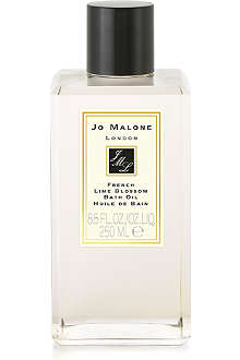 JO MALONE French Lime Blossom bath oil 250ml