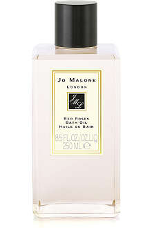 JO MALONE Red Roses bath oil 250ml