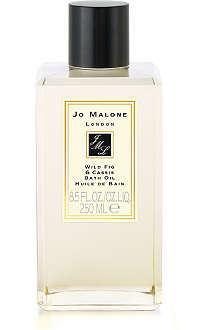 JO MALONE Wild Fig & Cassis bath oil 250ml