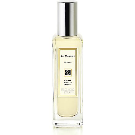 JO MALONE Nutmeg & Ginger cologne 30ml (Nutmeg+ginger