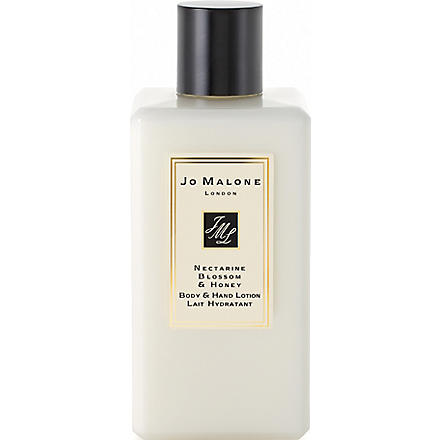 JO MALONE Nectarine Blossom & Honey body & hand lotion 250ml (Nectarine+blossom+honey