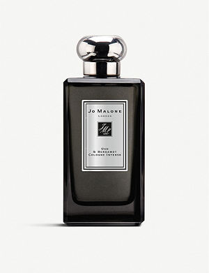 JO MALONE Oud & Bergamot Cologne Intense 100ml