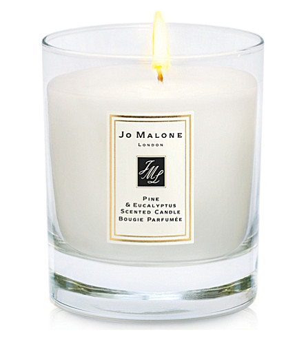 jo malone london pine eucalyptus home candle pine. Black Bedroom Furniture Sets. Home Design Ideas