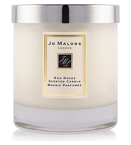 JO MALONE LONDON Red Roses home candle 200g (Rose