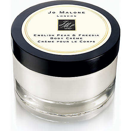 JO MALONE English Pear & Freesia body crème 175ml (English pear & freesia
