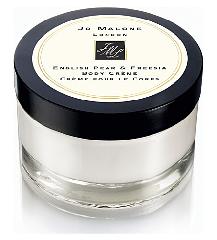 JO MALONE English Pear & Freesia body crème 175ml (English pear & freesia