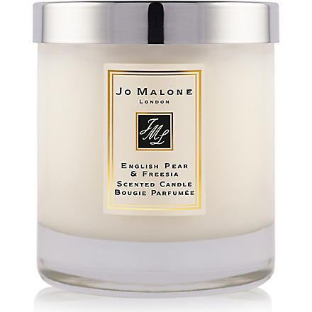 JO MALONE English Pear & Freesia home candle (Freesia