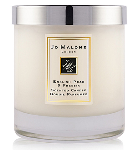 JO MALONE LONDON English Pear & Freesia home candle (Freesia