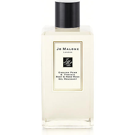 JO MALONE English Pear & Freesia body & hand wash 250ml (English pear & freesia