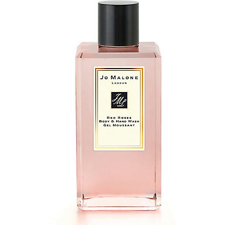 JO MALONE Red Roses Body & Hand Wash 250ml