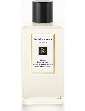 JO MALONE Wild Bluebell body & hand wash 250ml