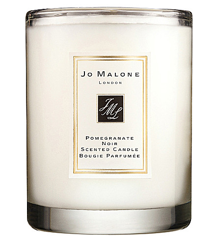 jo malone london pomegranate noir travel candle 60g. Black Bedroom Furniture Sets. Home Design Ideas