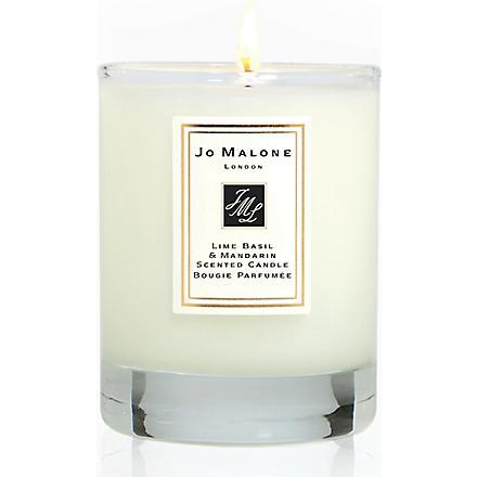 JO MALONE Lime Basil & Mandarin travel candle (Lbm