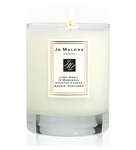 JO MALONE LONDON Lime Basil & Mandarin travel candle (Lbm