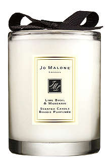 JO MALONE Lime Basil & Mandarin travel candle 60g