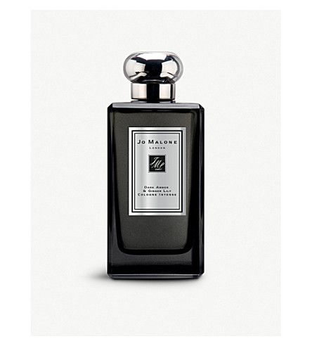 JO MALONE LONDON Dark Amber & Ginger Lily Cologne Intense 100ml