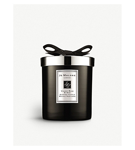 JO MALONE Velvet Rose & Oud home candle