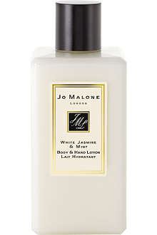 JO MALONE White Jasmine & Mint body & hand lotion 250ml
