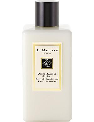 JO MALONE White Jasmine & Mint body & hand lotion 250ml