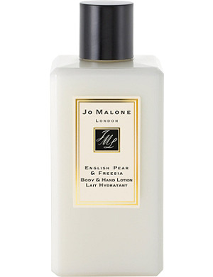 JO MALONE English Pear & Freesia body & hand lotion 250ml