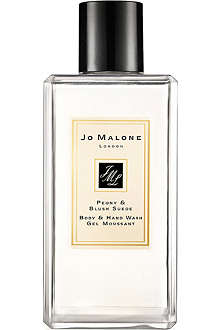 JO MALONE Peony & Blush Suede body & hand wash 250ml