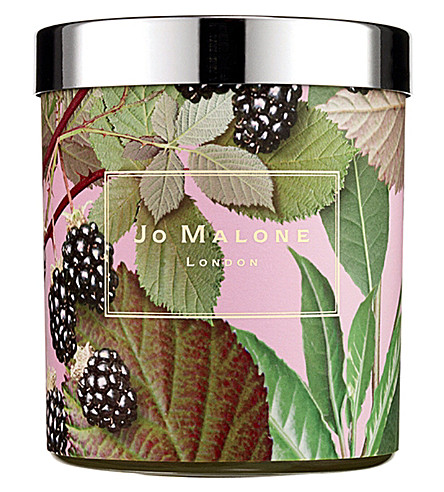 JO MALONE Limited Edition Blackberry & Bay home candle