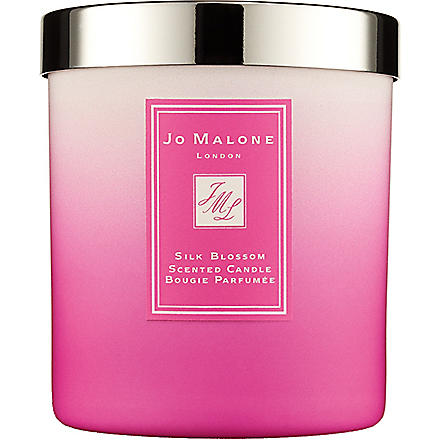JO MALONE Silk Blossom charity home candle 200g