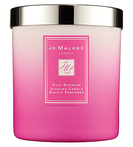 JO MALONE LONDON Silk Blossom charity home candle 200g
