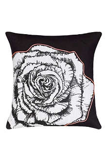 JO MALONE Abigail*ryan Red Roses scented scatter cushion