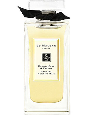 JO MALONE English Pear & Freesia bath oil 30ml
