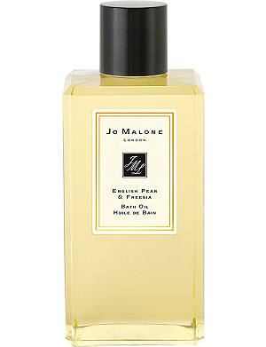 JO MALONE English Pear & Freesia bath oil 250ml