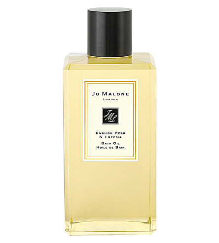 JO MALONE English Pear & Freesia bath oil 250ml