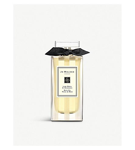 JO MALONE LONDON Lime Basil & Mandarin bath oil 30ml