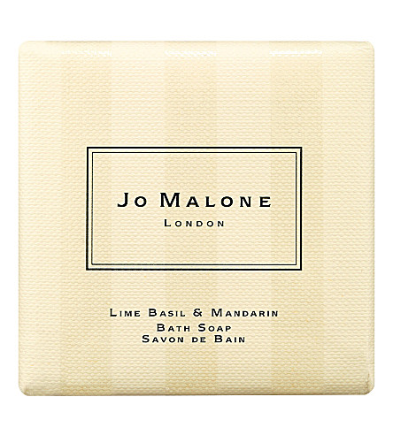 JO MALONE LONDON Lime Basil & Mandarin bath soap 100g