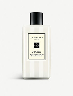 JO MALONE LONDON Lime Basil and Mandarin body & hand lotion 100ml