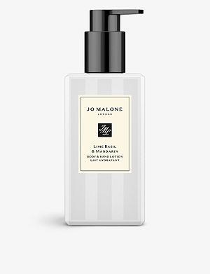 JO MALONE LONDON Lime Basil & Mandarin body & hand lotion 250ml