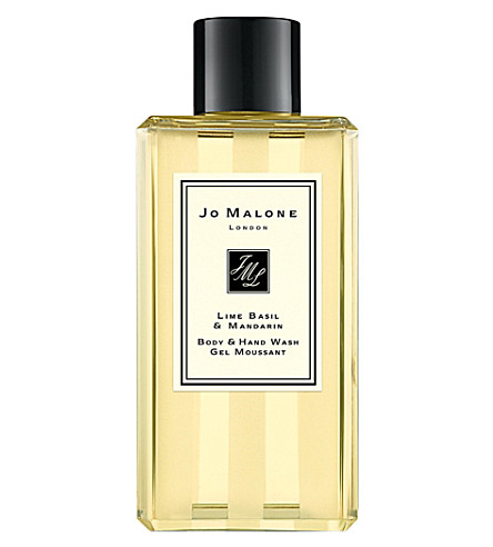 JO MALONE LONDON Lime Basil & Mandarin body & hand wash 100ml