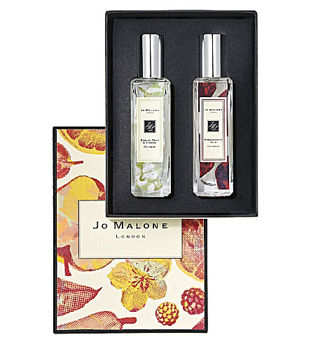 JO MALONE Calm & Collected English Pear & Freesia and Pomegranate Noir Cologne