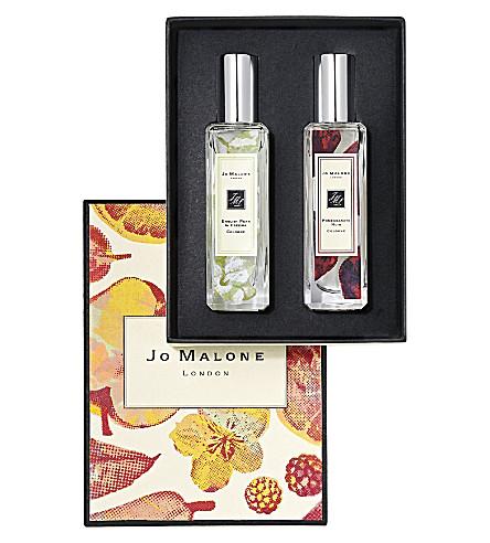 JO MALONE Calm & Collected English Pear & Freesia and Pomegranate Noir Cologne
