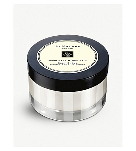 JO MALONE LONDON Wood Sage & Sea Salt body crème 175ml