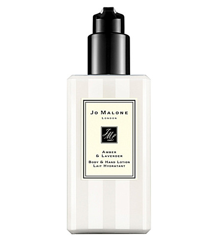 JO MALONE LONDON Amber & Lavender body & hand lotion 250ml