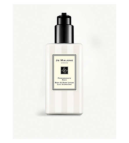 JO MALONE LONDON Pomegranate Noir 身体乳和护手霜 250 毫升