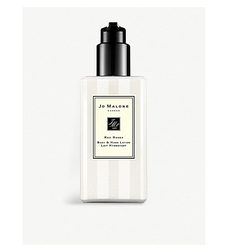 JO MALONE LONDON Red Roses body & hand lotion 250ml